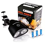 Grill KIndle Barbecue Grill Light with Super Bright LED Lights - Durable, Weather Resistant, Versatile LED BBQ Lights for Outdoor Grilling