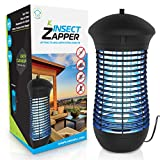 Electric Bug Zapper Mosquito Trap -...