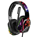 MightySkins Skin for PDP Xbox One Afterglow LVL 3 Headset - Bright Smoke | Protective, Durable, and Unique Vinyl Decal wrap Cover | Easy to Apply, Remove, and Change Styles | Made in The USA