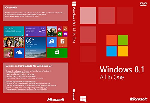 WINDOWS 8.1 ANY Version 64 Bit