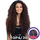 FreeTress Equal Lace Deep Invisible 'L' Part Lace Front Wig - KITRON (1 Jet Black)