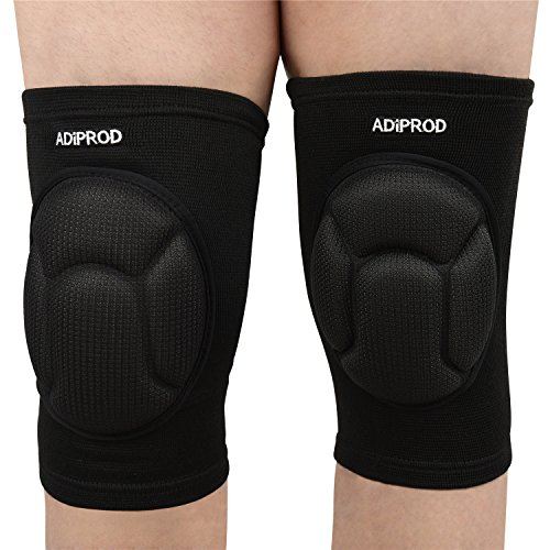 Knee Pads ADiPROD Thick Sponge Collision Avoidance Kneepad