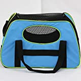 Gen7Pets Carry Me Pet Carrier for Dogs and Cats – Easy Portability, Water Bottle Pouch, Zippered Pocket and Fits Under Most Airline Seats