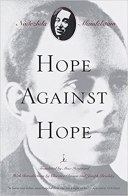 Image result for hope against hope mandelstam