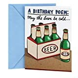 Hallmark Shoebox Funny Birthday Card (Cold Beers) - 0349RZF3016