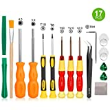 Nintendo Screwdriver Set- Younik Precision Screwdriver Repair Tools Kit for Nintendo Switch /DS /DS Lite /Wii /GBA and other Nintendo Products