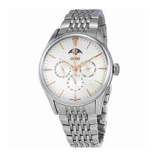 Oris Artelier Automatic Multi-Function Mens Watch 01 781 7729 4031-07 8 21 79