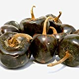 Dried Cascabel Chili Pepper (Chile Cascabel) Weights: 4 Oz, 8 Oz, 12 Oz, and 1 Lb!! (4 Oz)