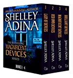 Magnificent Devices: Books 1-4 Quartet: Four steampunk adventure novels in one set (Magnificent Devices Boxset)