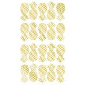Wall Pops WPK1908 Pineapple Wall Art Kit