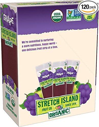 Stretch Island Organic Grape