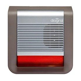 Sirène extérieure Diagral DIAG50AAX