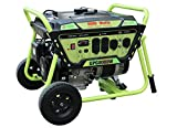 Green-Power America GPG8000W Pro Series Recoil Start Generator, 8000W