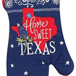 Texas 4-Piece Kitchen Linen Set
