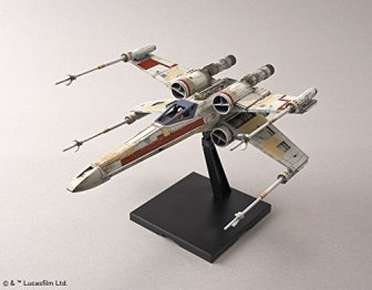 Bandai-Hobby-Star-Wars-172-X-Wing-Red-Squadron-Special-Set-Multicolor