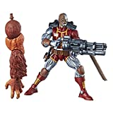 Marvel Figura de Acción Deathlok, Deadpool Legends, 6 Pulgadas