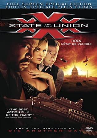Download xXx: State of the Union (2005) Dual Audio {Hindi-English} 480p | 720p