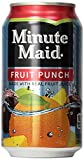 Minute Maid Fruit Punch, 12 Oz Can, Pack of 12