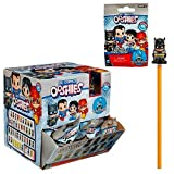 Ooshies DC Comics Display Case of 45 Blind Bag Pencil Toppers Series 1