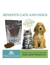 Calming-Soft-Chews-Dogs-Cats-All-Natural-Hemp-Oil-30ct-5mg-per-chew-Anxiety-Tension-Arthritis-Pain-Hip-and-Joint-to-Support-a-Happy-and-Healthy-Pet
