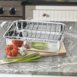 Cuisinart Chef's Rectangular Roaster with Rack