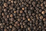 Soeos Whole Black Peppercorns (16 oz), Grade AAA, Black Peppercorns for Grinder Refill, Whole black Peppercorns Bulk, 1 lb..