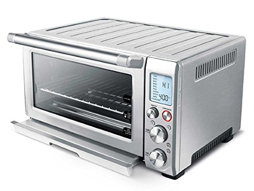 Breville Smart Oven Pro (Renewed), 18.5' x 14.5' x 22.8', Silver
