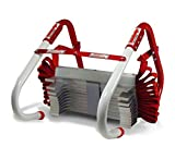 Kidde 468094 Three-Story Fire Escape Ladder with Anti-Slip Rungs, 25-Foot by Kidde