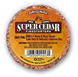 SUPER CEDAR FIRESTARTERS - 100 Count
