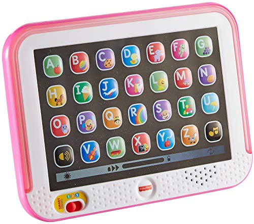 Fisher-Price Laugh N Learn Smart Stage Tablet, Pink 157