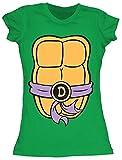 Teenage Mutant Ninja Turtles Juniors Donatello Costume T-Shirt L