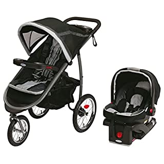 Graco's first jogger is the ultimate crossover stroller, combining all the comfort & convenience features of a traditional stroller with the performance & maneuverability of an all-terrain jogger. This stroller is loaded with innovative featu...
