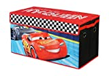 Product review for Disney Cars 3 Storage Trunk