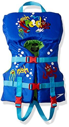 Speedo Infant Personal Life Jacket, Sapphire Blue, 30-Pound