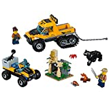 LEGO City Jungle Explorers Jungle Halftrack Mission 60159 Building Kit (378 Piece)