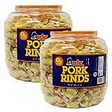 Utz Pork Rind Barrels 18 oz. (2pk.) - SCL