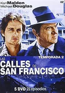 Las Calles De San Francisco - Temporada 2 [DVD]: Amazon.es