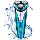 Professional Electric Razor Rotary Shavers For Men, Best Personal...