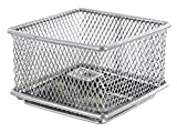 Design Ideas Mesh Drawer Store, Silver, 3 by 3-Inch (120979)