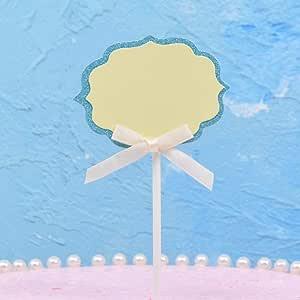 Cartoon Princess Birthday Party Decoration Kid Cupcake