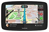 TomTom Go 520 5-Inch GPS Navigation Device with Free Lifetime Traffic & World Maps, Wifi-Connectivity, Smartphone Messaging, Voice Control and Hands-free Calling