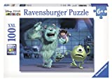 Ravensburger Disney Pixar: Sully, Mike & Boo 100 Piece Jigsaw Puzzle for Kids – Every Piece is Unique, Pieces Fit Together Perfectly