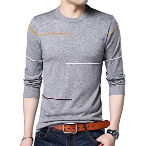 Spinning Clothing Winter Slim Warm Sweaters Pullover Men Top 7137