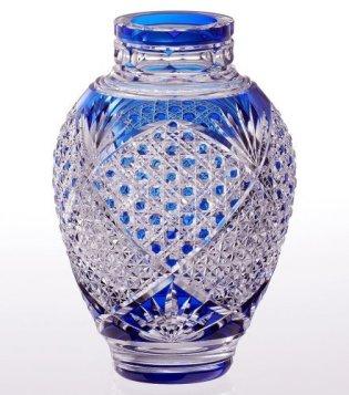 Edo-kiriko Bud Vase F361-2560-ccb