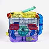 Kaytee CritterTrail 2-Level Habitat Cage (add the word cage to the title)