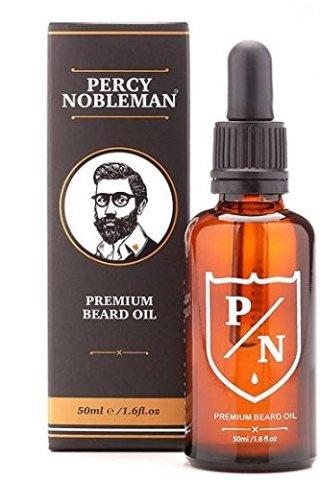 Olio da barba Percy Nobleman