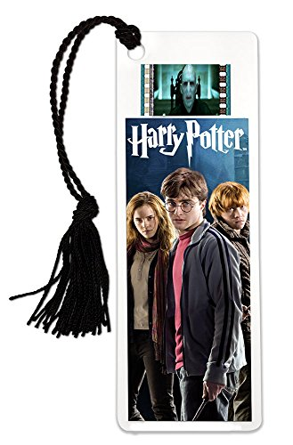 Harry Potter Ron And Hermione FilmCells Bookmark With Tassel 35mm Movie Film