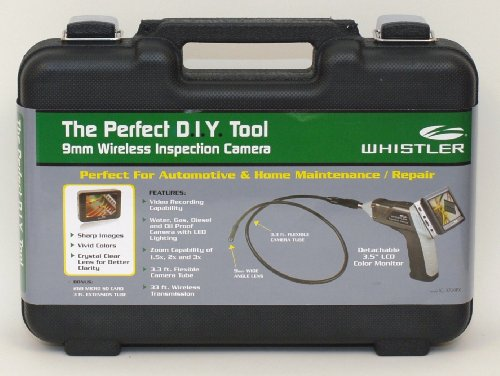 Whistler Wireless Inspection Camera