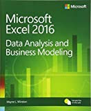 Microsoft Excel Data Analysis and Business Modeling (5th Edition)