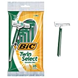 BIC Twin Select Men's Disposable Razor, 10 Count ( Pack Of 3 )